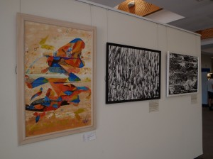 Exhibiting in Foyer Gallery Redcliffe City Art Gallery for the month of November