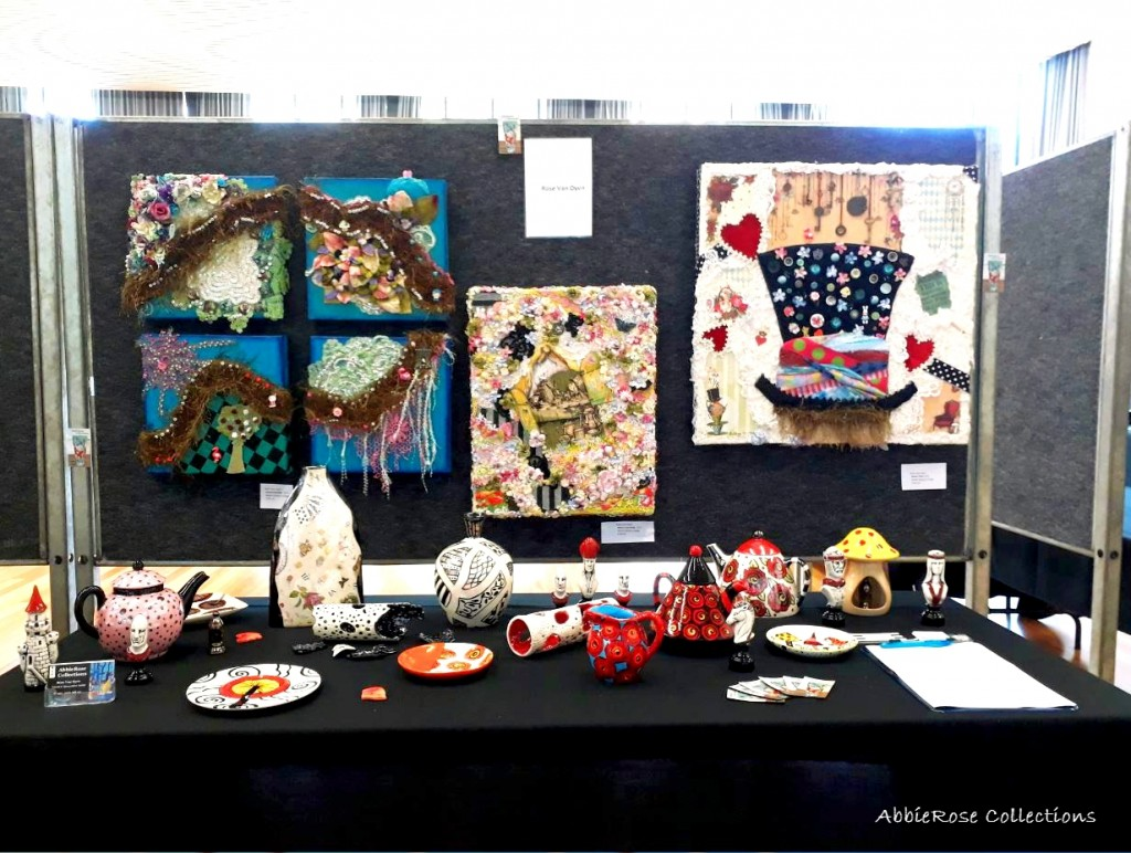 Display at Generate Gallery Arts Festival - 21st and 22nd October 2017